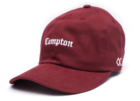 Other Culture bone Dad Hat - Compton Mini Wine
