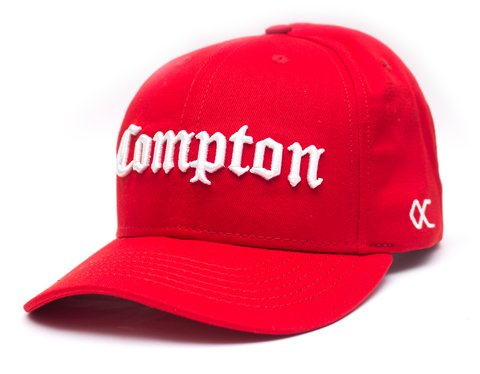 Other Culture bone aba curva - Compton Red