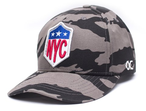 Other Culture bone aba curva - Nyc Camo