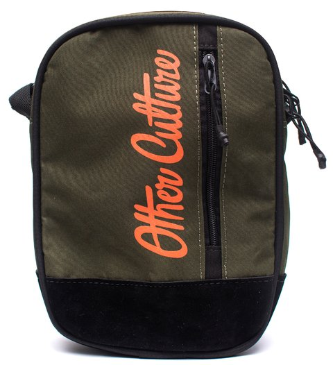 Other Culture Shoulder Bag - Signature Green