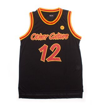 OTHER CULTURE CAMISA BASQUETE - OC LAND BLACK