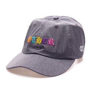 Other Culture bone aba curva preto Dad Hat - Other black