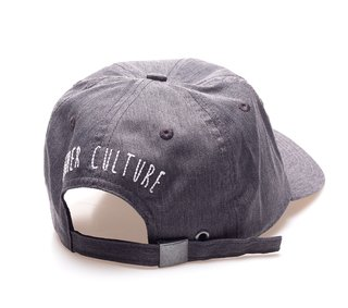 Other Culture bone aba curva preto Dad Hat - Other black - comprar online