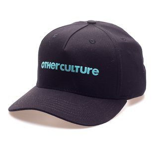 Other Culture bone aba curva - Sport Black