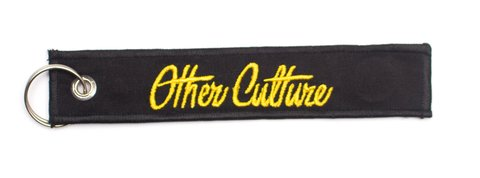 CHAVEIRO OTHER CULTURE - PRETO