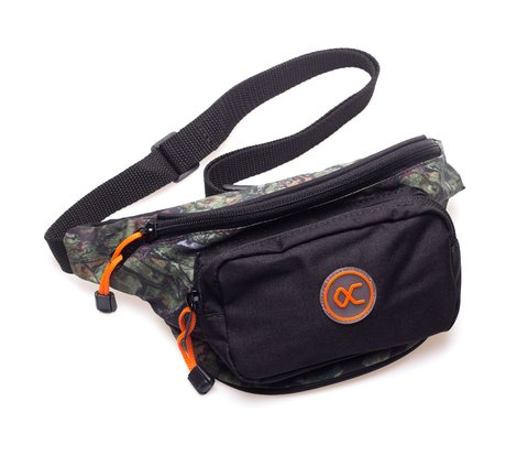 Other Culture Pochete - Money Bag Forest camo