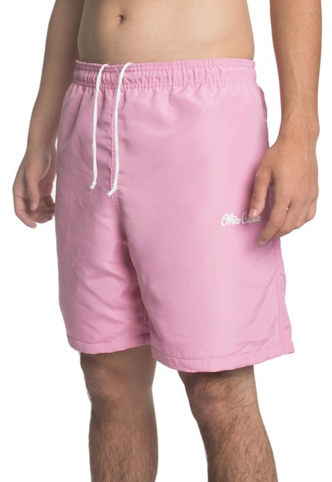 OTHER CULTURE SHORTS  - SUMMER SIGNATURE PINK