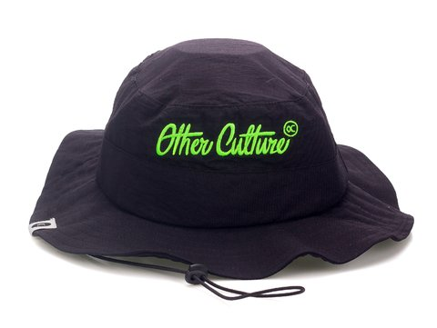 Other Culture Chapeu - Hat Signature Black