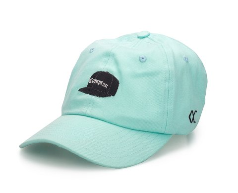Other Culture bone Dad Hat aba curva - Compton Cap Tiffany