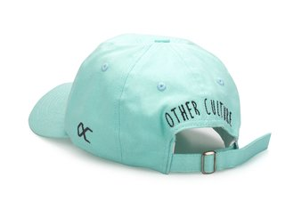 Other Culture bone Dad Hat aba curva - Compton Cap Tiffany - comprar online
