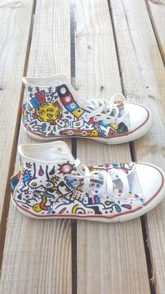 Zapatillas All Starts Customized - tienda online