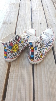 Zapatillas All Starts Customized en internet