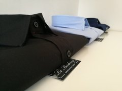 CAMISA LA BORDEVOY - TOTAL BLACK - - LA BORDEVOY