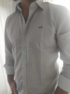 CAMISA LA BORDEVOY, CRUZ