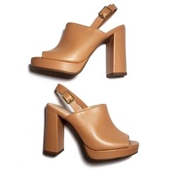 OPEN BOOT PLATAFORMA NUDE