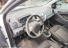 Ford Ka Hatch 1.0 3 Cilindros 2017 Sucata - comprar online