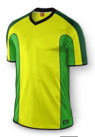 ... Camiseta de futbol tricolor Art.1203 - comprar online ... 3f4d721effb1b