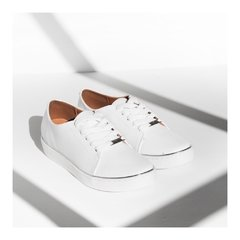Zapatilla Low Blanca