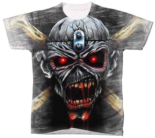 a2761fe8fa Camiseta Iron Maiden REF 023 - Comprar em ASC CAMISETAS