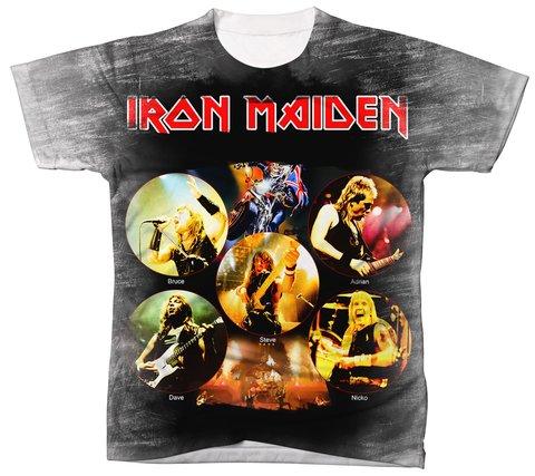 1652f3ba52 Comprar Iron Maiden em ASC CAMISETAS  4 - Infantil