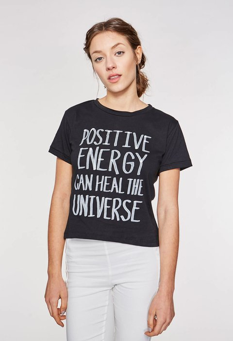 REMERA POSITIVE ENERGY - RIE