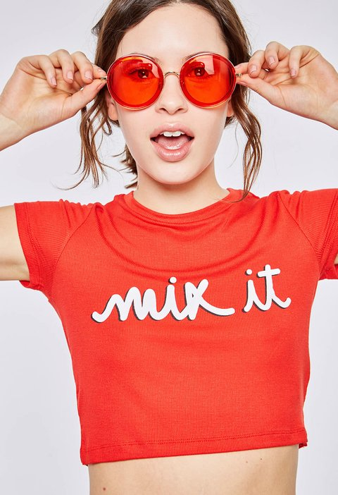 REMERA MIX IT