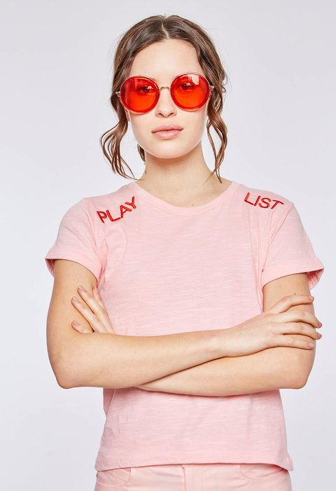 REMERA PLAY LIST - comprar online