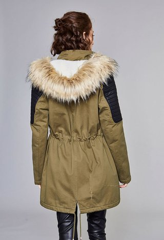 PARKA JEANETTE - RIE