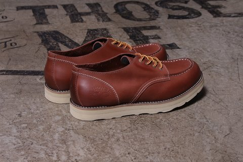 *PRÉ-VENDA* Breaknecks Boots - Oxford Caramelo - Breaknecks