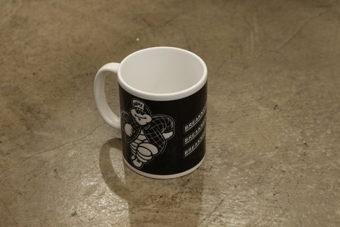 Caneca Breaknecks - Michelin