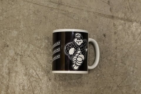 Caneca Breaknecks - Michelin na internet