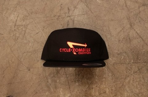 Cycle Zombies - IN-N-OUT PREMIUM TRUCKER ROPE HAT - comprar online