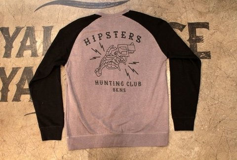 Moletom Breaknecks - Hipster Hunting Club na internet