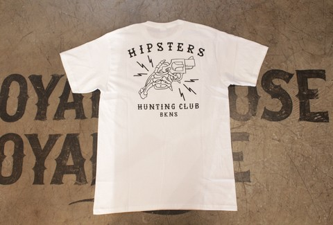Breaknecks Vietnam Collection - Hipsters Hunting Club Branca na internet