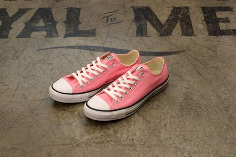 Converse Chuck Taylor All Star Lo Core Rosa