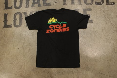 CYcle Zombies - DEL CHOPPER preto