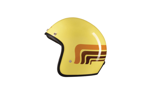Lucca Helmets x Breaknecks - 70's Chopper na internet