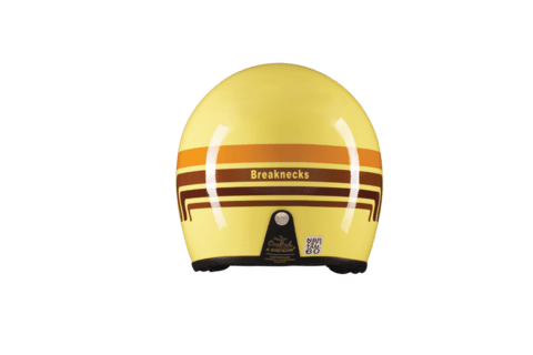 Lucca Helmets x Breaknecks - 70's Chopper - Breaknecks