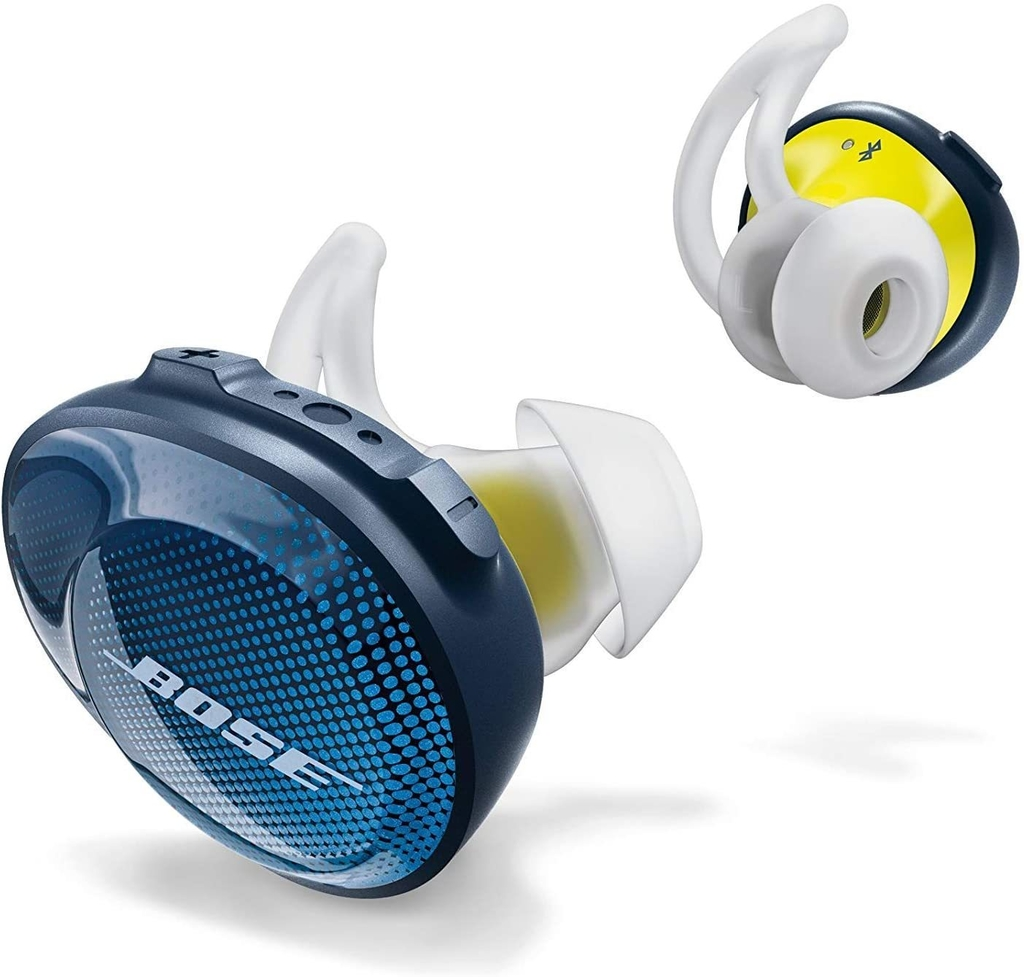 Auriculares Bose Soundsport Free Wireless Bluetooth Midnight Blue