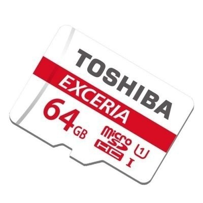 Tf Tarjeta De 64 Gb Toshiba Exceria  -  Colormix As en internet