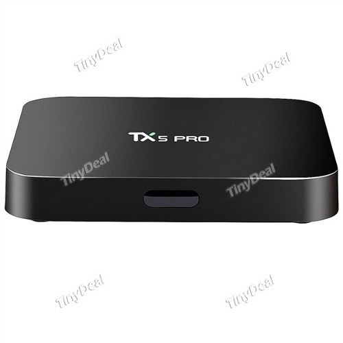 Tx5 Pro Android 6.0 Melcocha Tv Caja Amlogic S905x As - comprar online