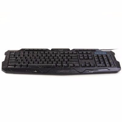 Imagen de M-200 3 Colors Backlight Wired Gaming Keyboard For Windows