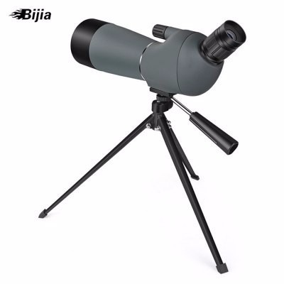 Bijia 20 - 60 X 60 Mm Zoom Monocular Con Tripie - As