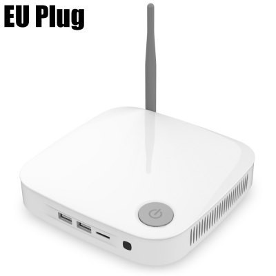 Pipo X6s Mini Pc - Blanco Y Negro, As.