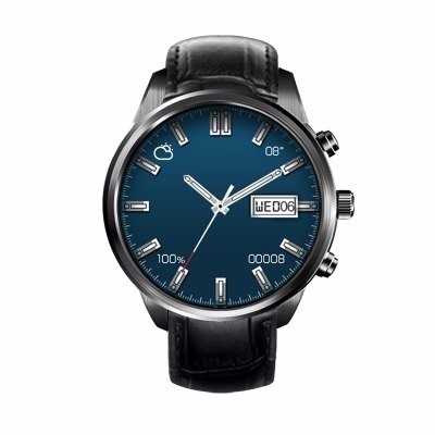 Finow X5 Plus Smartwatch Teléfono  -  Negro 202492701 As