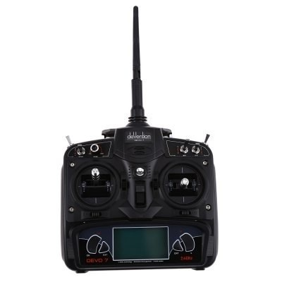 Dron Walkera F210 5.8g Fpv Quadcopter Rtf - Negro As - Mrtableta II