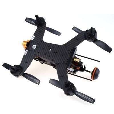 Dron Walkera F210 5.8g Fpv Quadcopter Rtf - Negro As en internet