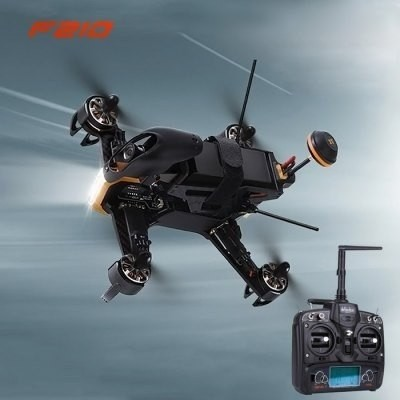 Dron Walkera F210 5.8g Fpv Quadcopter Rtf - Negro As
