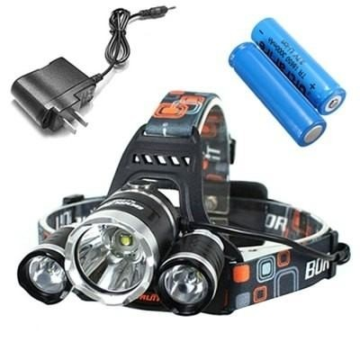 Boruit Lt - 068 5000lm Cree Xml T6 Bicycle Light Led As - tienda online
