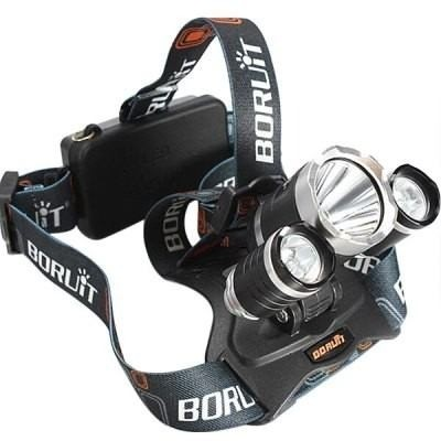 Boruit Lt - 068 5000lm Cree Xml T6 Bicycle Light Led As - comprar online